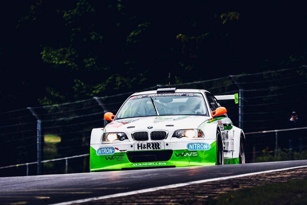 Manheller Racing WWS BMW