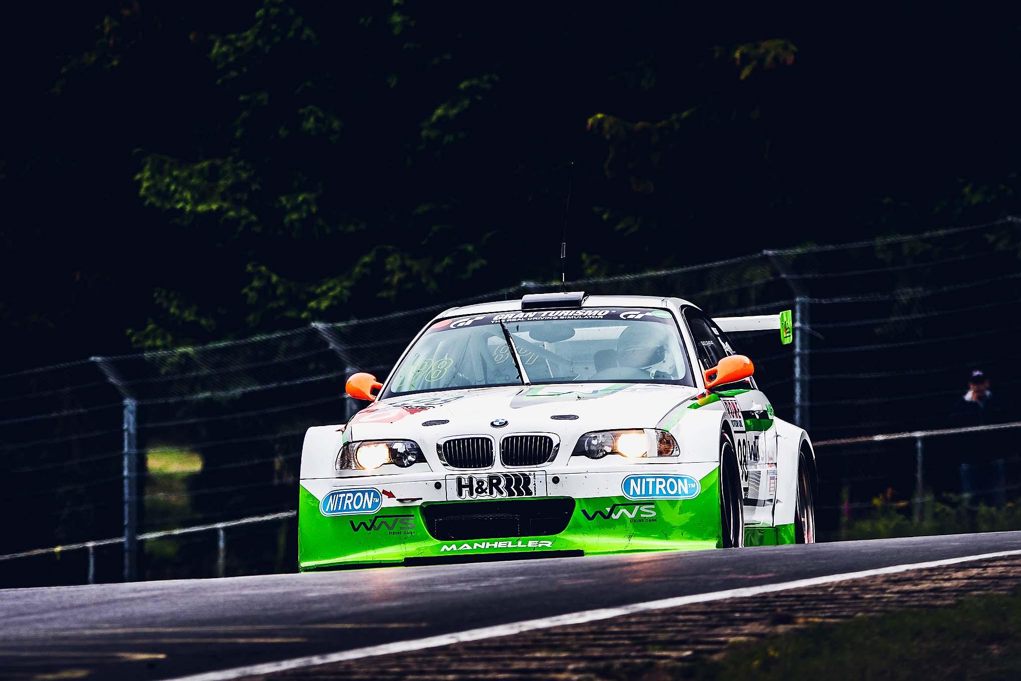 Manheller Racing WWS BMW